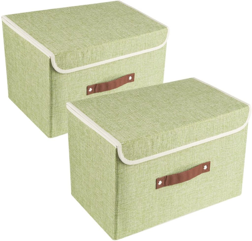TYEERDEC Foldable Storage Bins