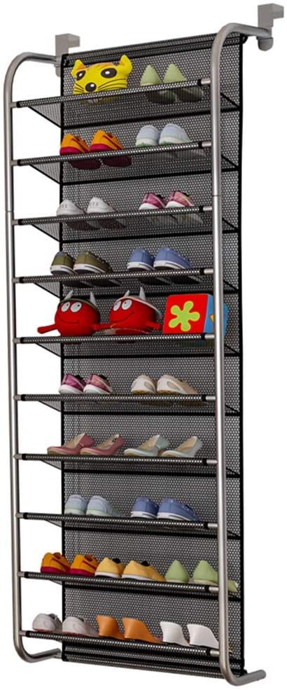 TZAMLI 10-Tier Shoe Rack