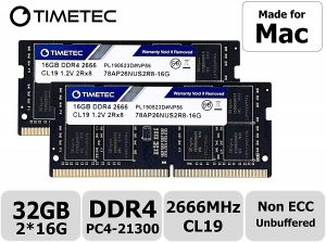 Timetec Hynix IC 32GB KIT(2x16GB)
