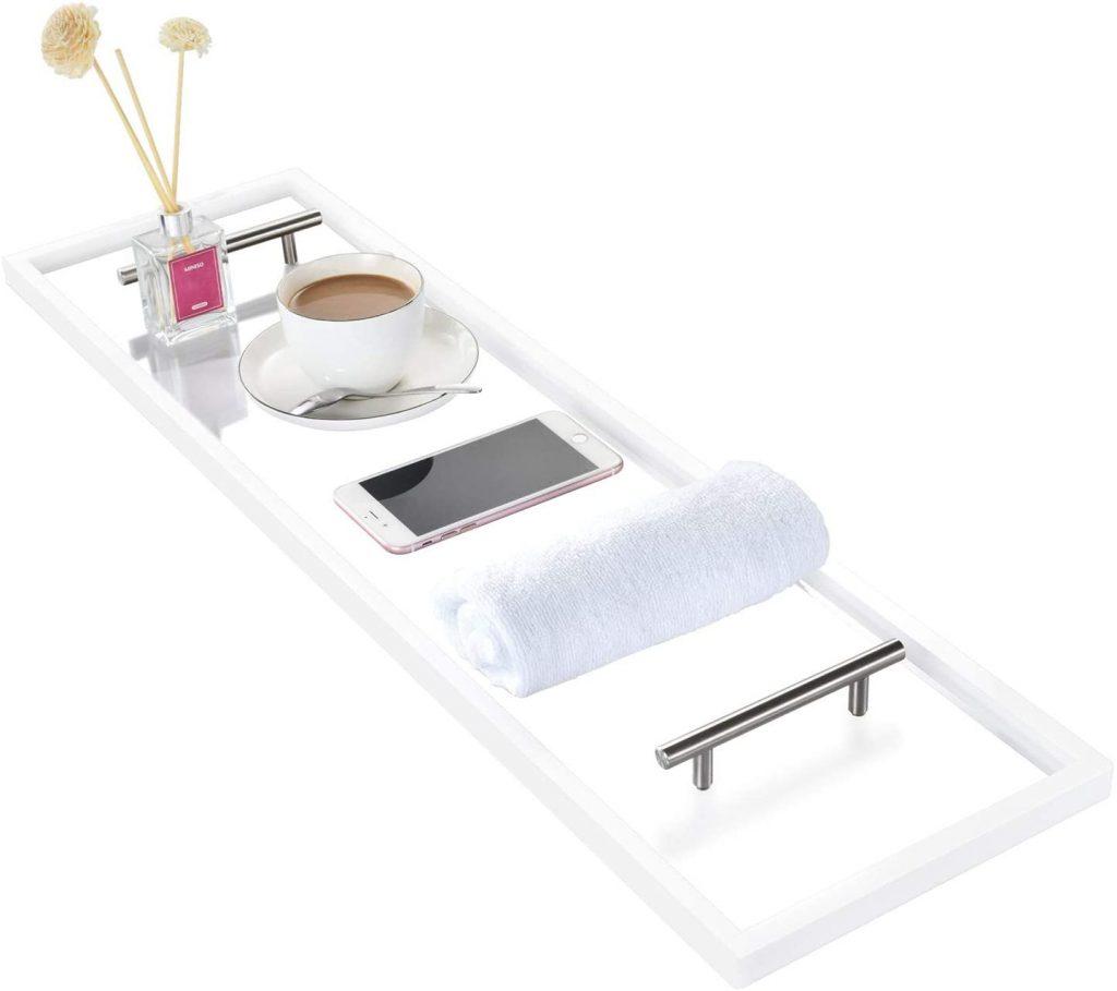 ToiletTree Clear Acrylic Bathtub Caddy