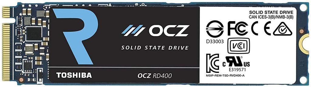 Toshiba OCZ RD400 Series 128 GB