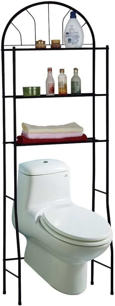 UNIWARE 19002B Bathroom Space Saver