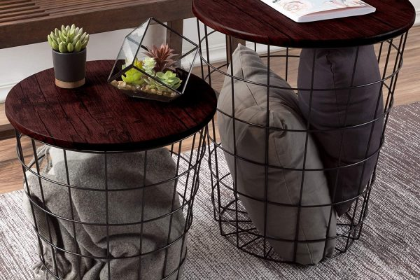 15 Stunning Wire Basket Storage Ideas (2020)