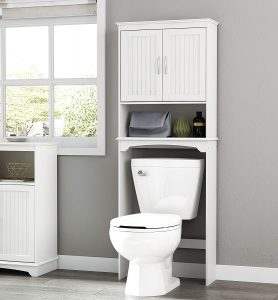 35 Stunning Bathroom Storage Over Toilet Ideas
