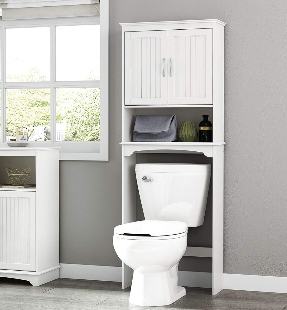 35 Stunning Bathroom Storage Over Toilet Ideas Storables