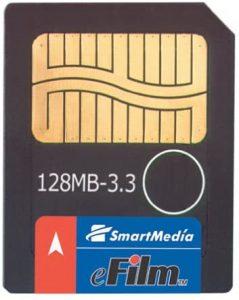 smartmedia card