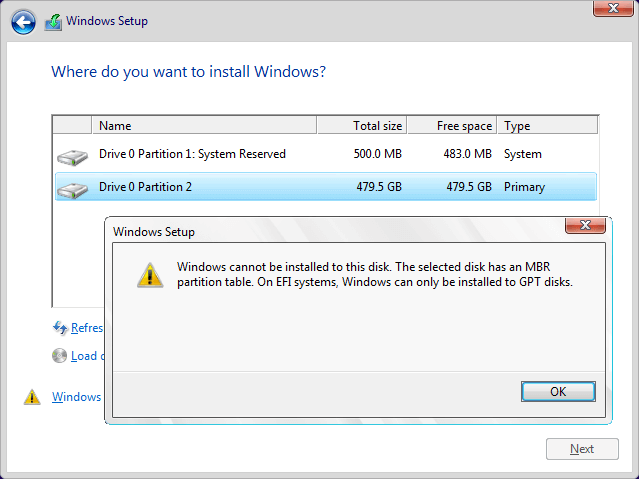 How to Install Windows 10 on a 4TB Hard Drive?