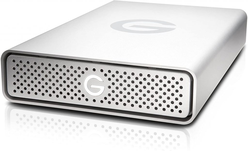 G-Technology 10TB G-DRIVE USB External Hard Drive