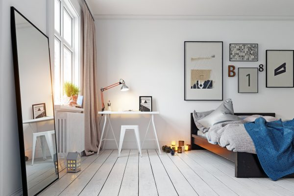12 Dorm Room Decor Ideas To Give Positive Vibes