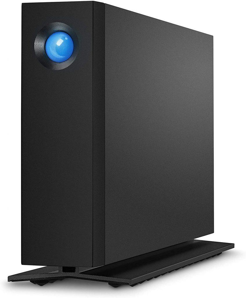 LaCie d2 Professional 6TB External Hard Drive Desktop HDD