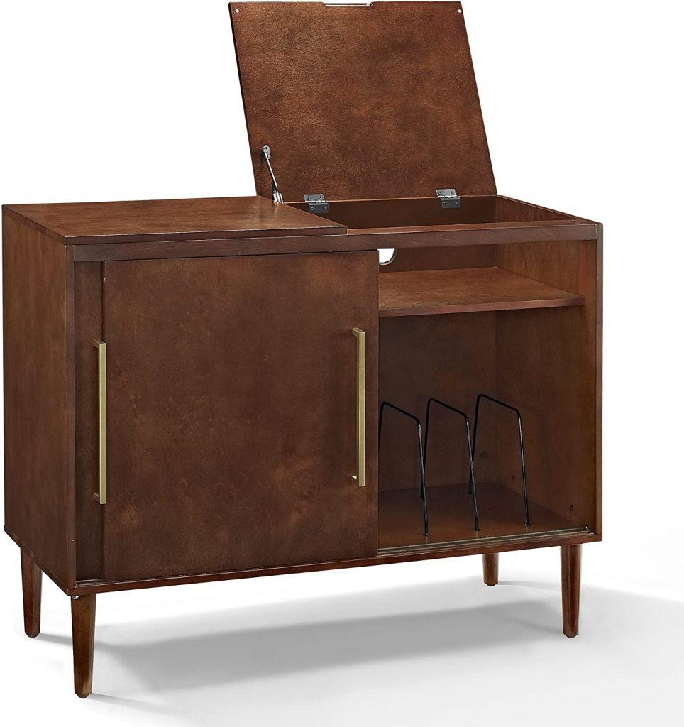 Crosley Furniture Everett Mid-Century Modern Media Console