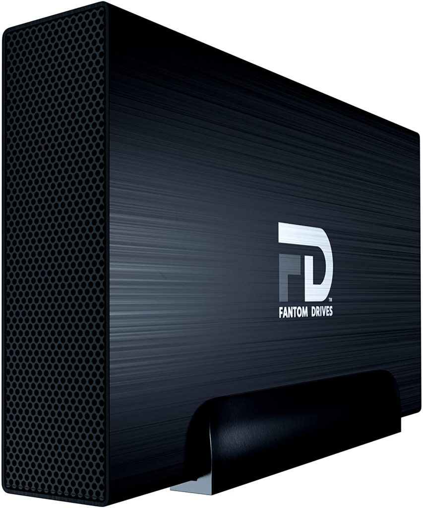 FD 2TB 7200RPM External Hard Drive
