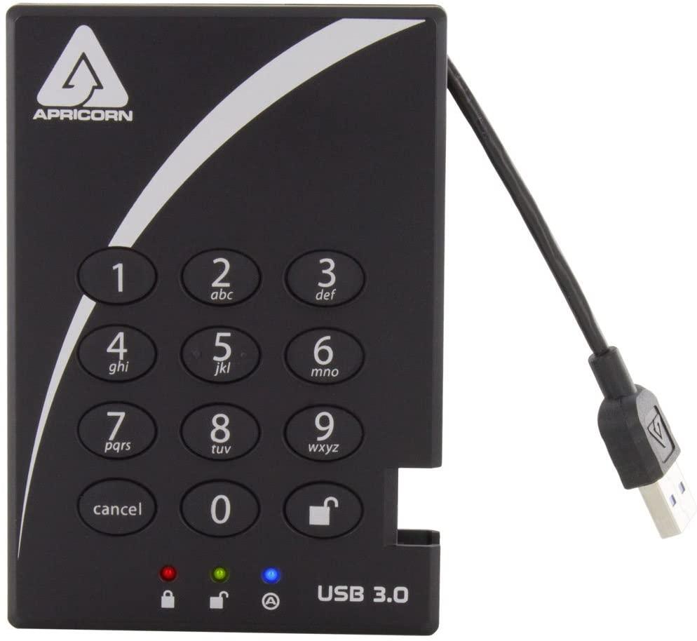 Apricorn Aegis Padlock 1 TB USB