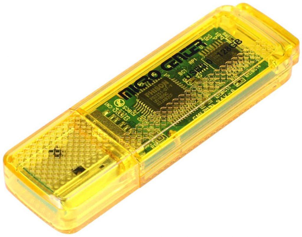 Micro Center SuperSpeed 128GB USB