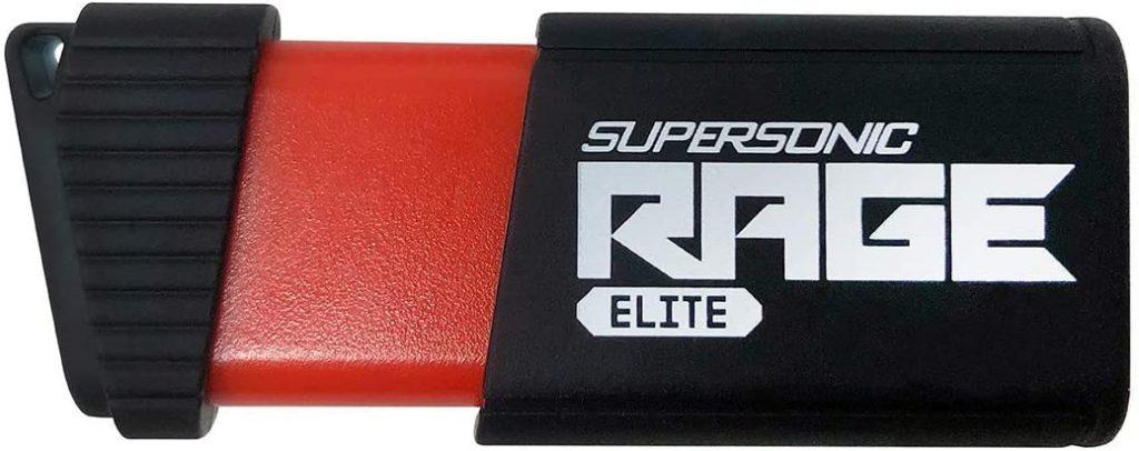 Patriot 256GB Supersonic Rage Elite USB