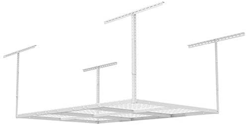 FLEXIMOUNTS 3x6 Overhead Garage Storage Rack