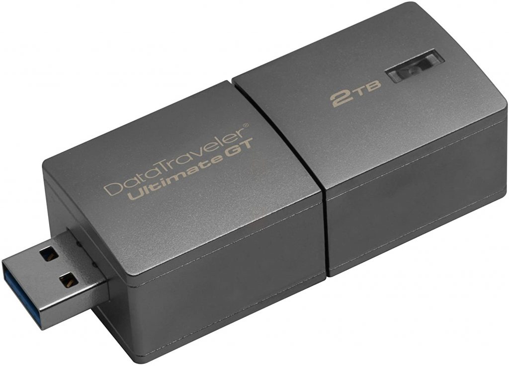 Kingston Digital 2TB DataTraveler Ultimate