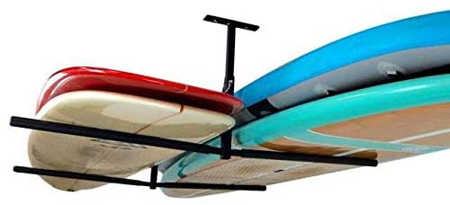 Double SUP & Surf Ceiling Storage Rack