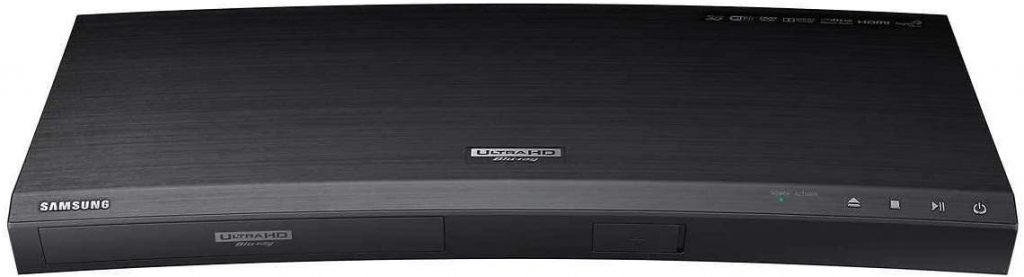 Samsung UBD-KM85c 4K Ultra HD Streaming Blu-ray Player