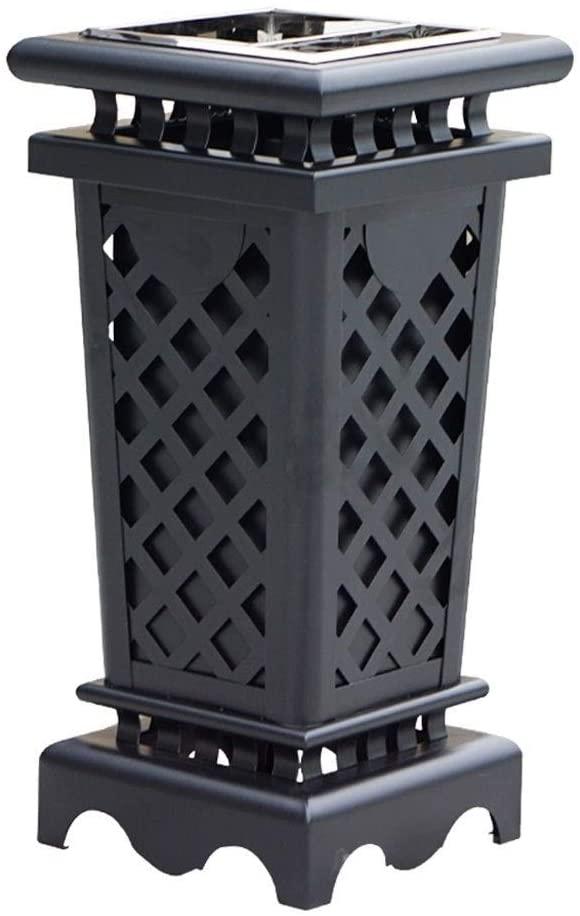LOFAMI ZYJ Outdoor Trash Can