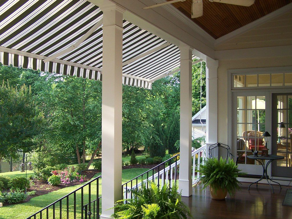 5 Types Of Awnings To Keep You Cool At Your Deck