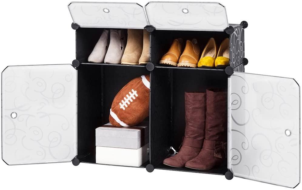LANGRIA Cube Storage Shelves DIY Cabinet