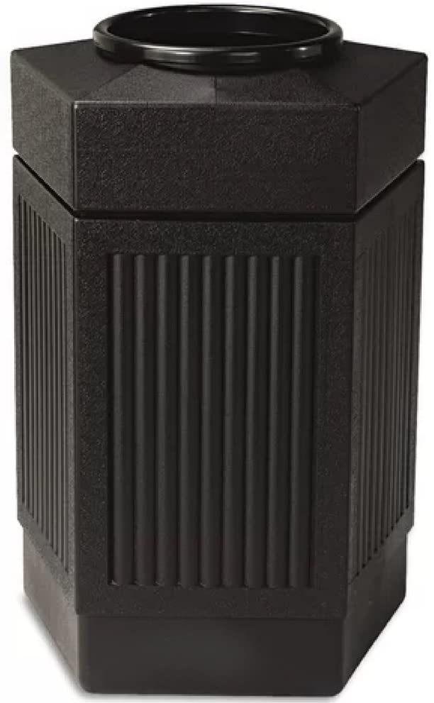 VNH Commercial Outdoor Trash Can