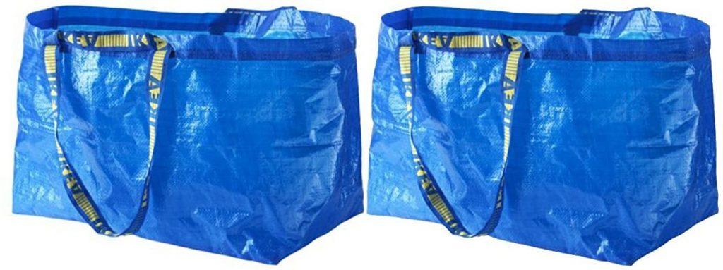 Use Ikea Bags