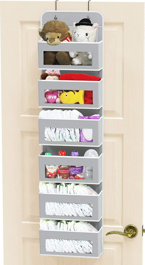 Door shelves