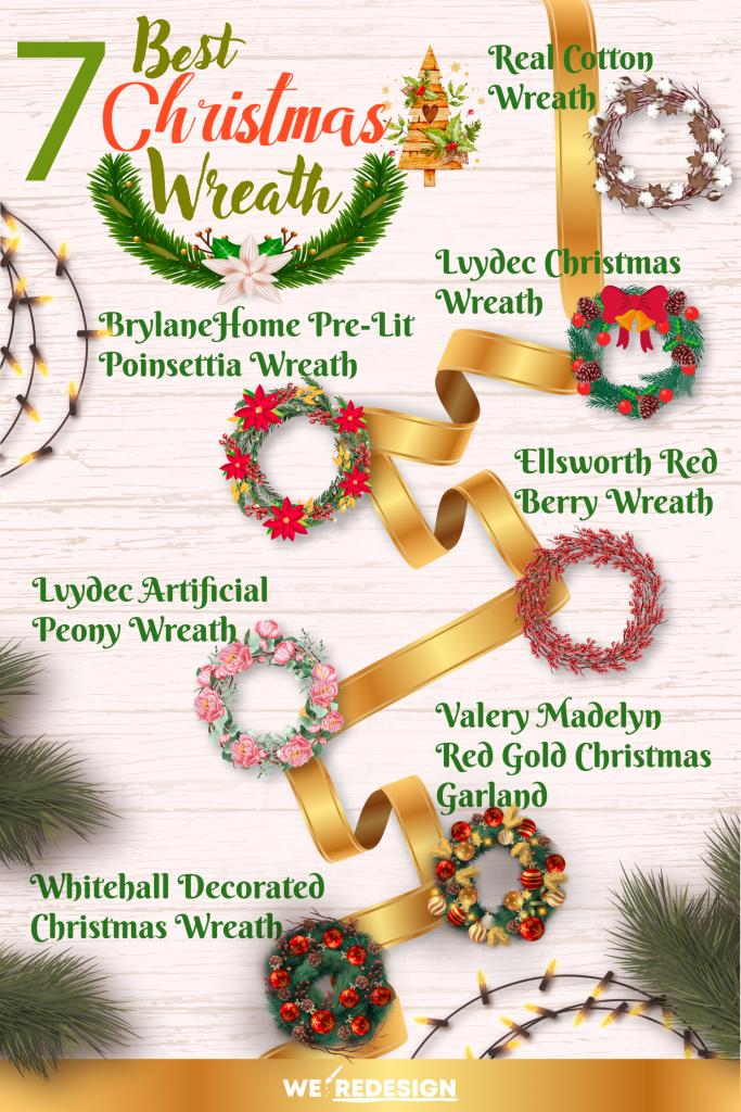 7-Best-Christmas-Wreaths-To-Make-Your-Front-Door-Look-Festive