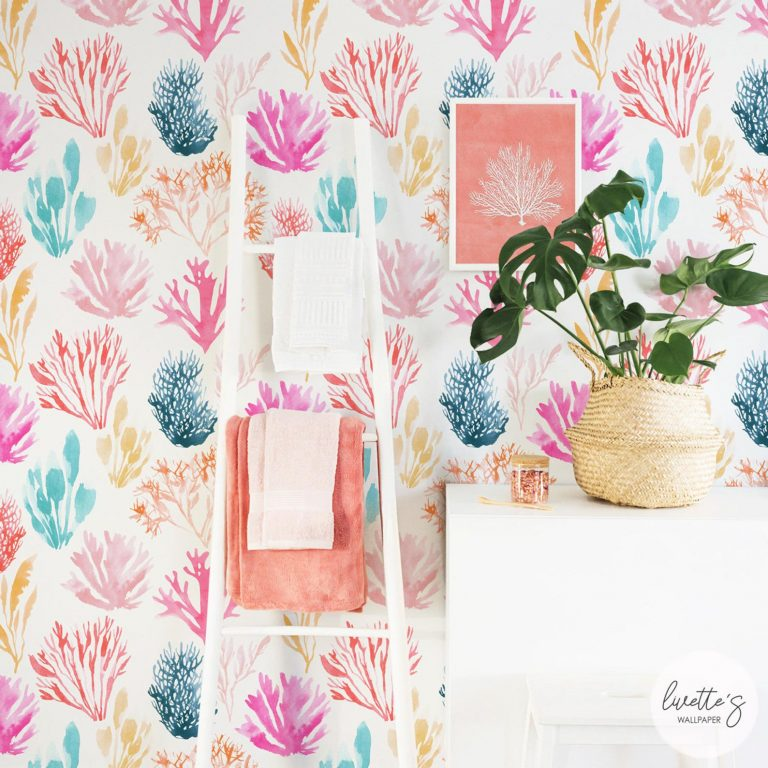 7 Lovely Bathroom Wallpapers To Go For Anytime