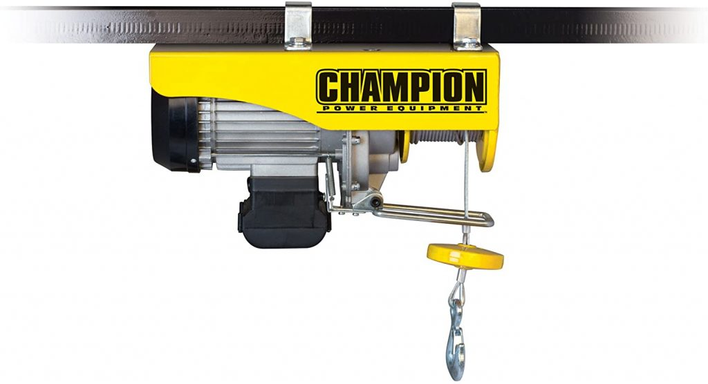Automatic Electric Hoist with Remote Control