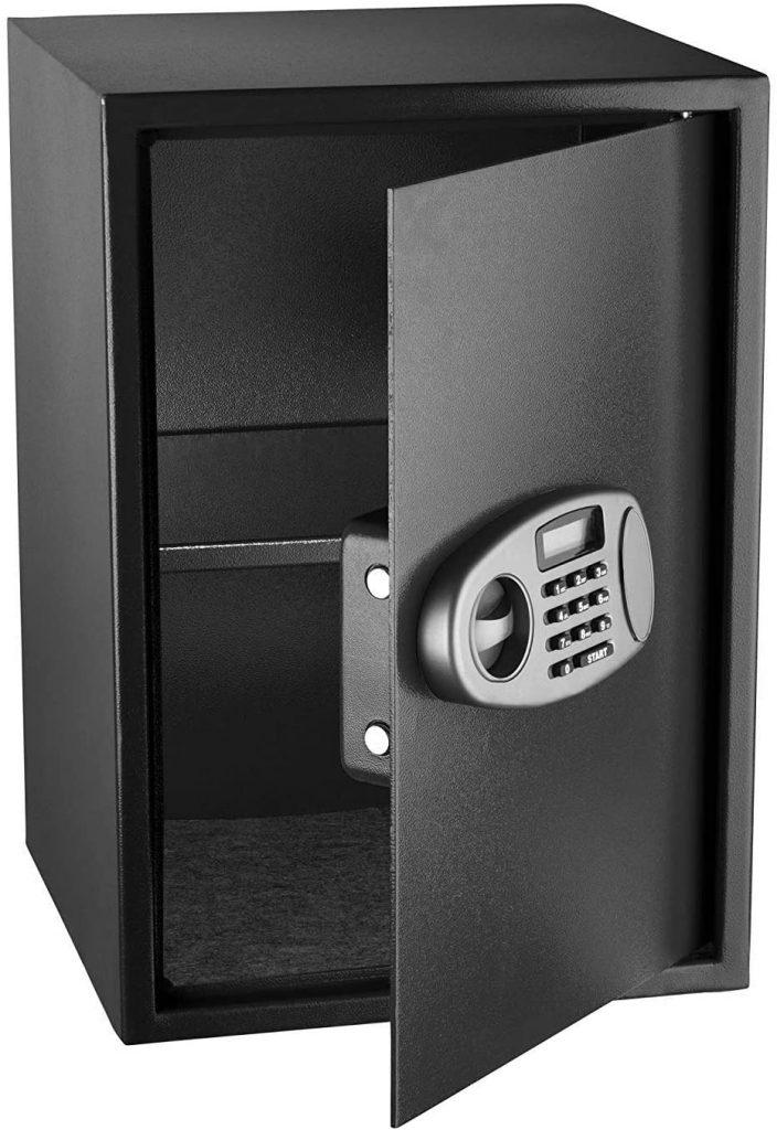 AdirOffice Security Safe with Digital Lock