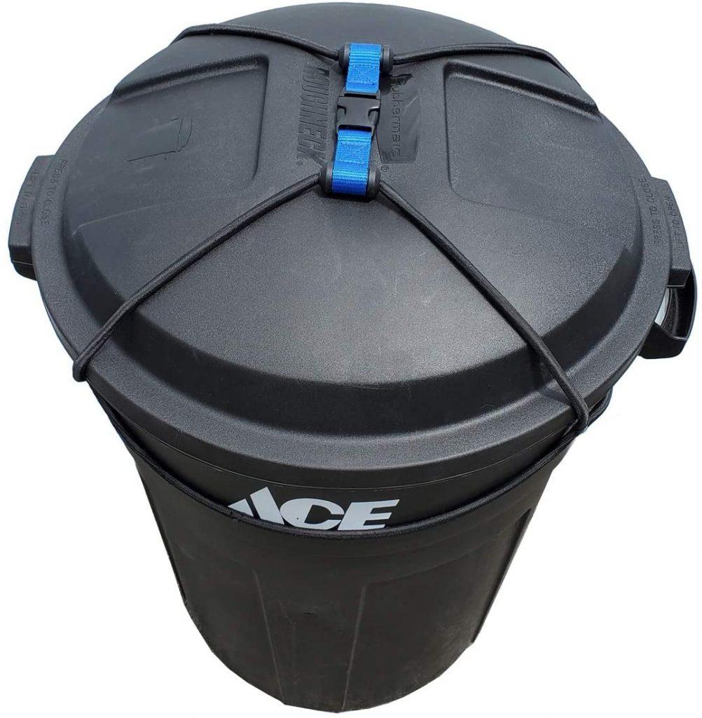 Doggy Dare 33 Gallon Garbage Can