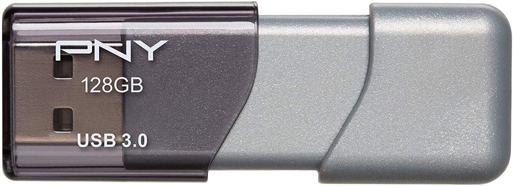 PNY Turbo 128GB USB 3.0 Flash Drive