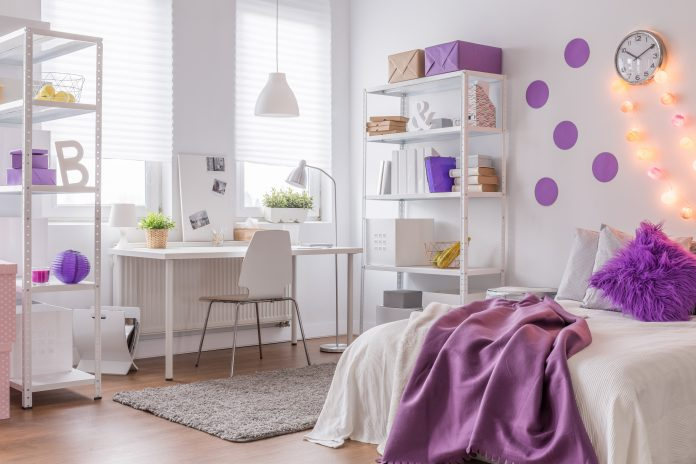 8 Beautiful Shades Of Purple For Any Room