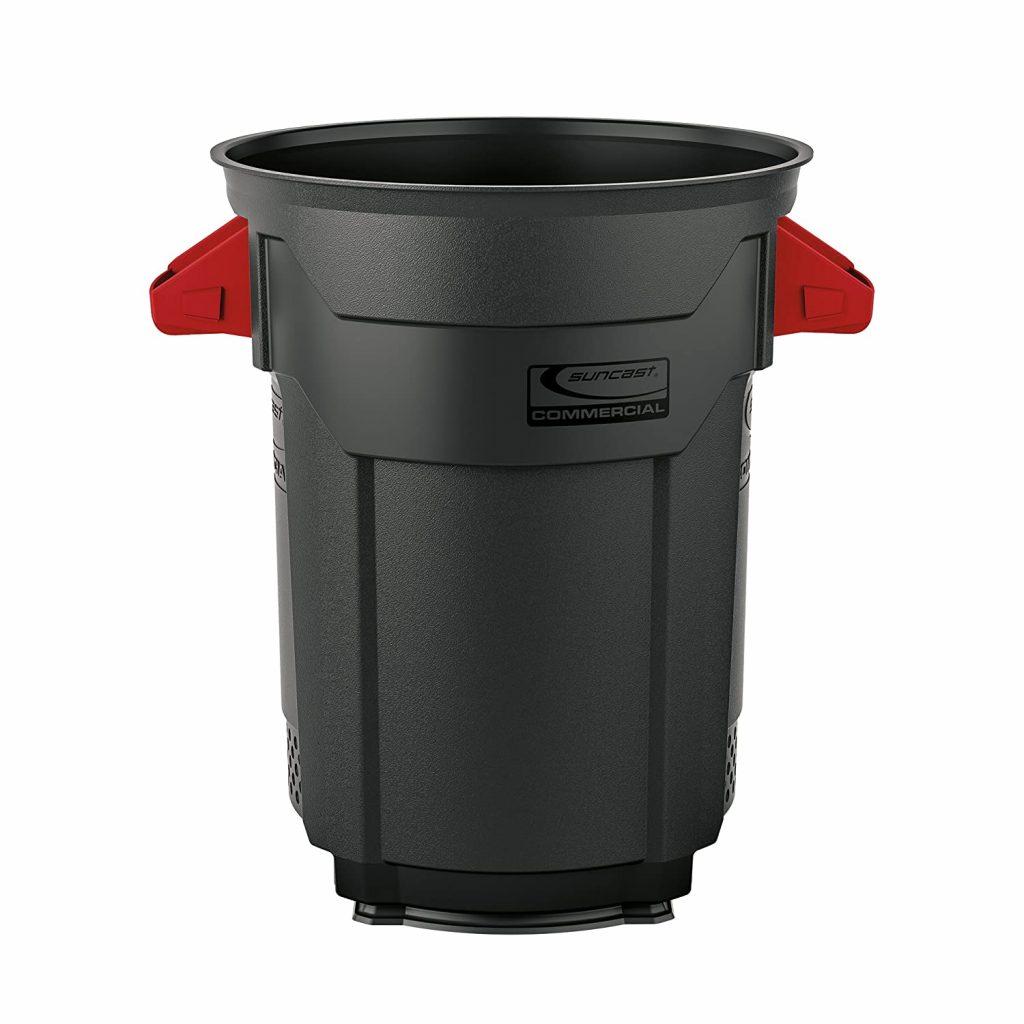 Suncast Commercial Utility Trash Can