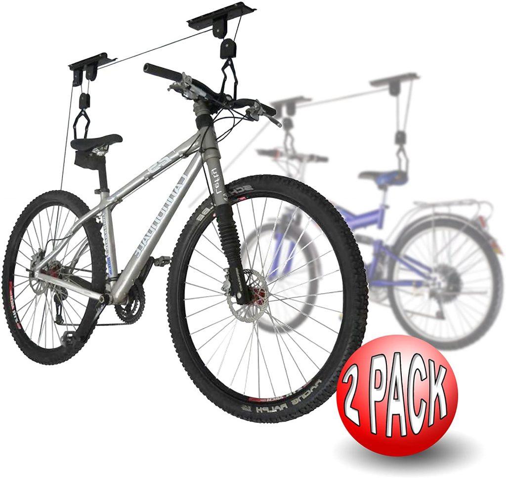 2-Pack RAD Cycle Products Bike Lift Hoist