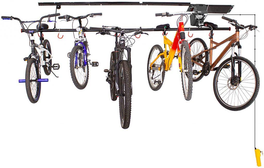 Garage Gator Motorized 8 Bike Lift