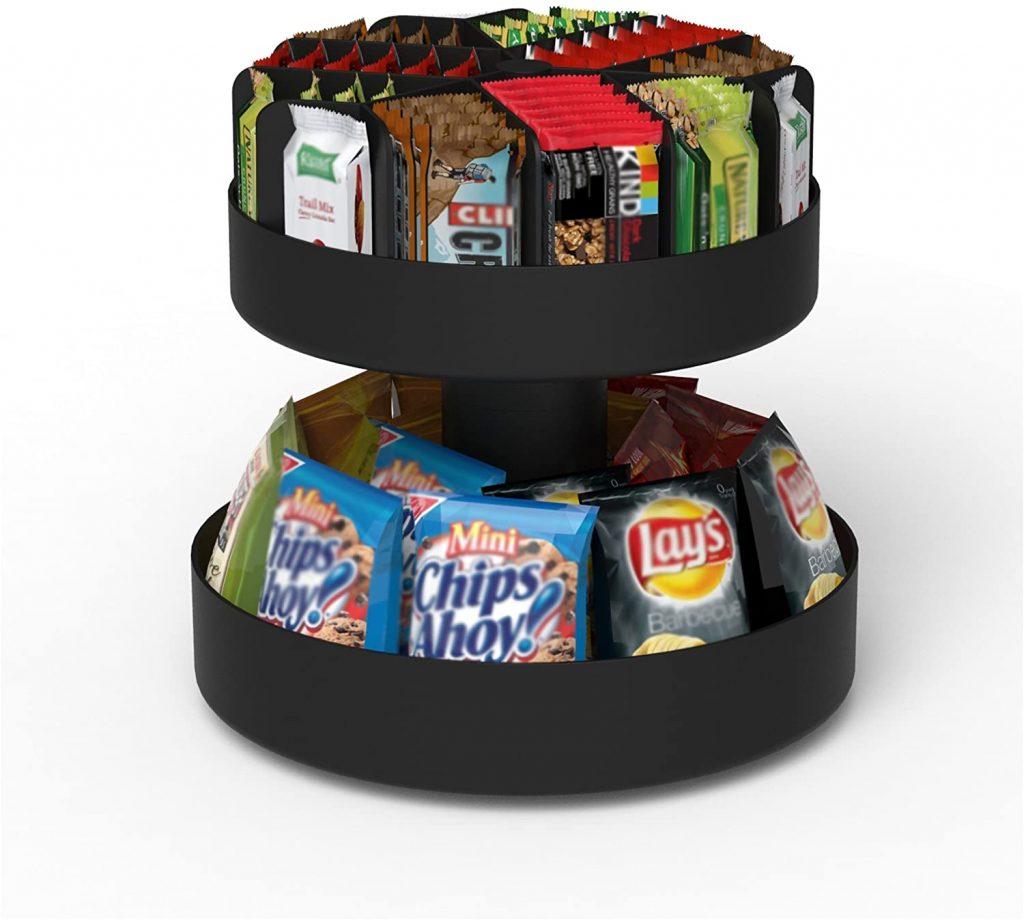 keep a snack bin