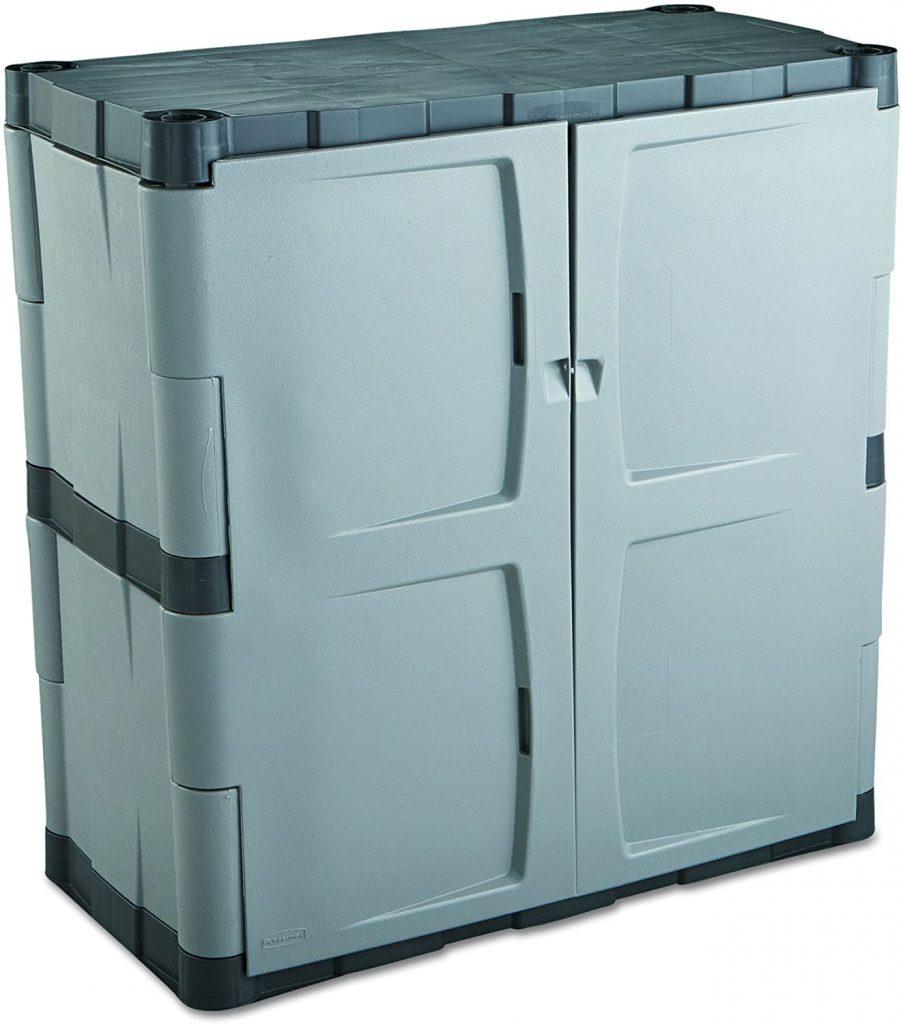 Rubbermaid Double-Door Storage Cabinet