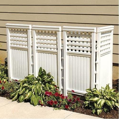 A.M. Leonard Partition Fence 17