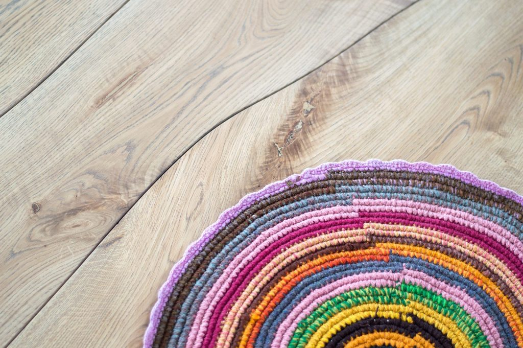 Add A Cute Doormat For Some Colour Beneath Your Feet