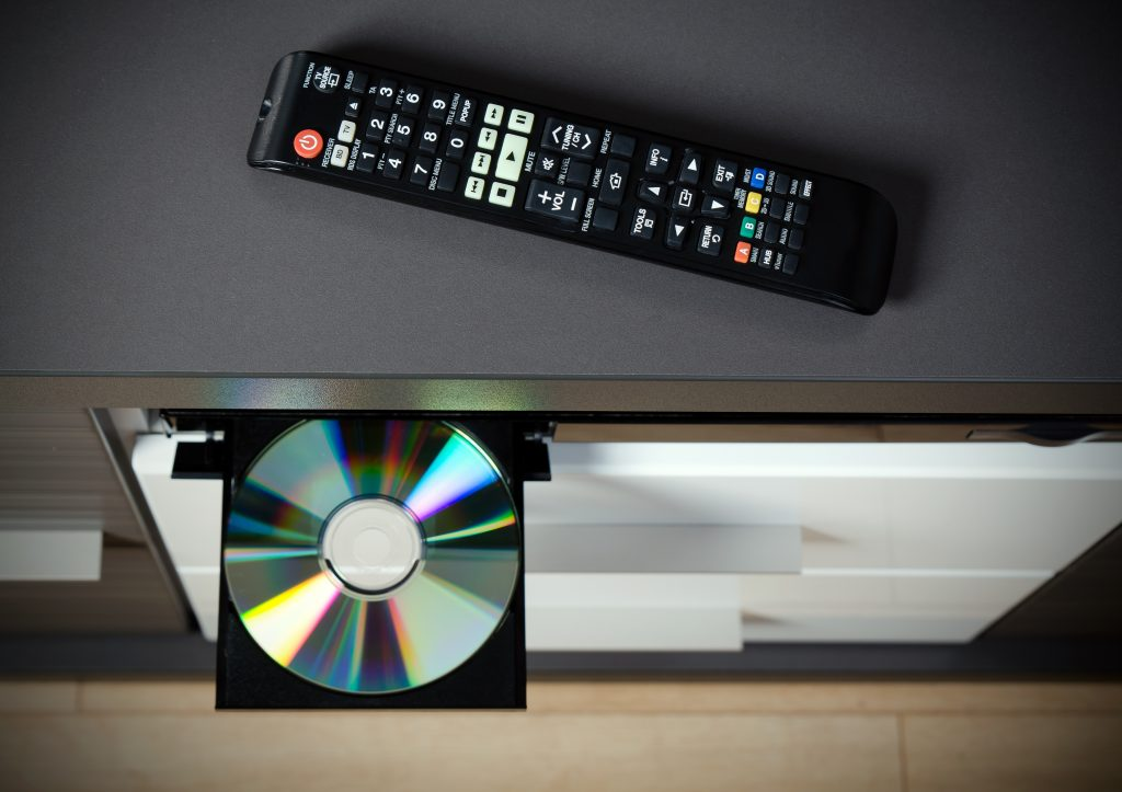 Disc and remote