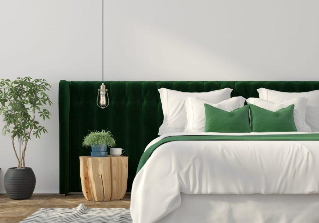 10 Green Bedroom Ideas For Deep Sleep (100% Guaranteed)