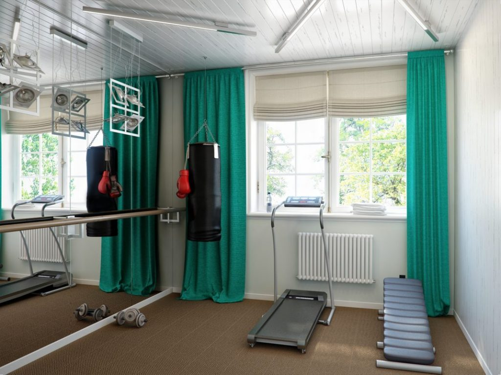 10 Home Gym Hacks For Small Spaces Storables,Kitchen Interior Design Sketchup