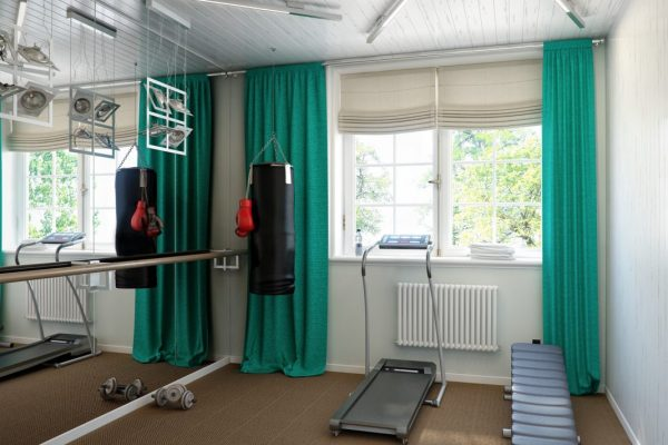 10 Home Gym Hacks For Small Spaces