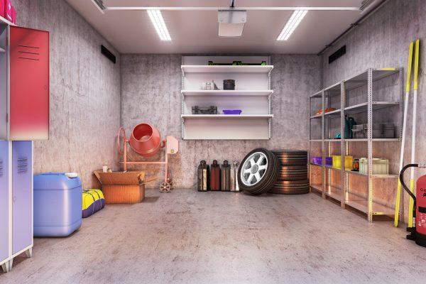 20 Cool Garage Hacks To Maximize Your Garage Storage