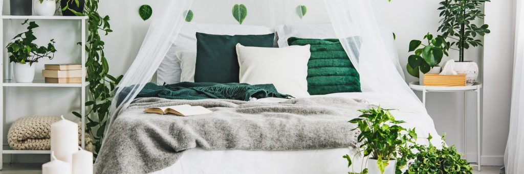 Green Accents Are Simple And Effective