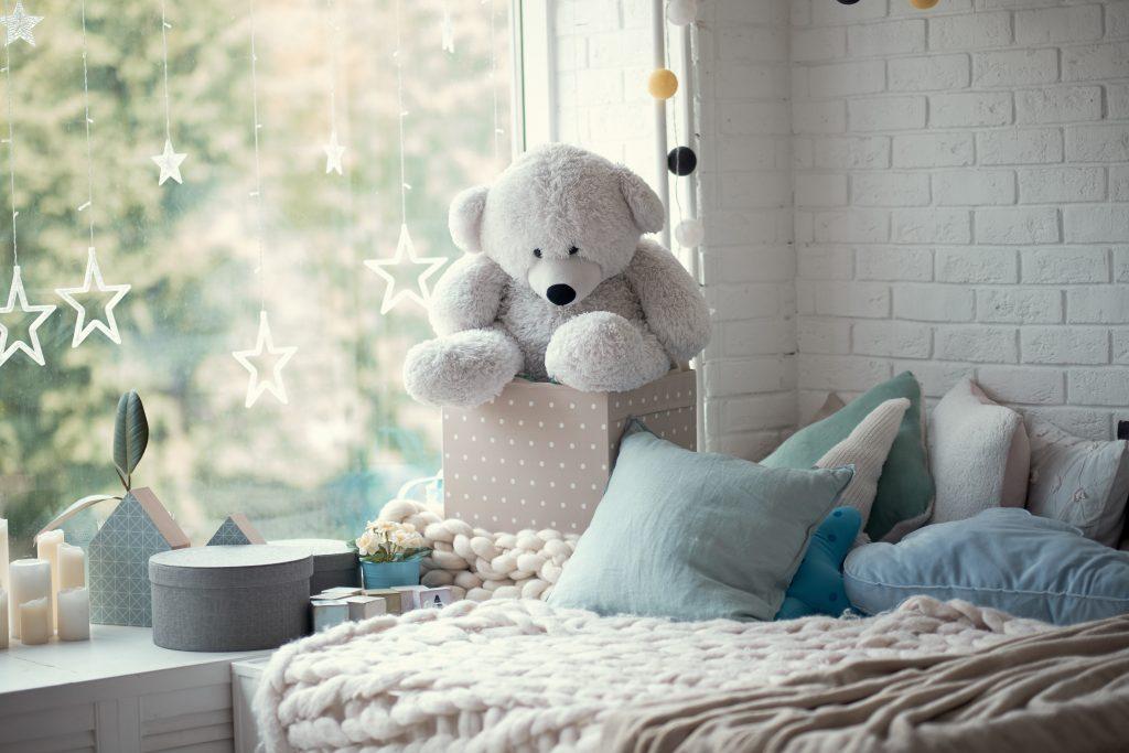 Cozy children's room